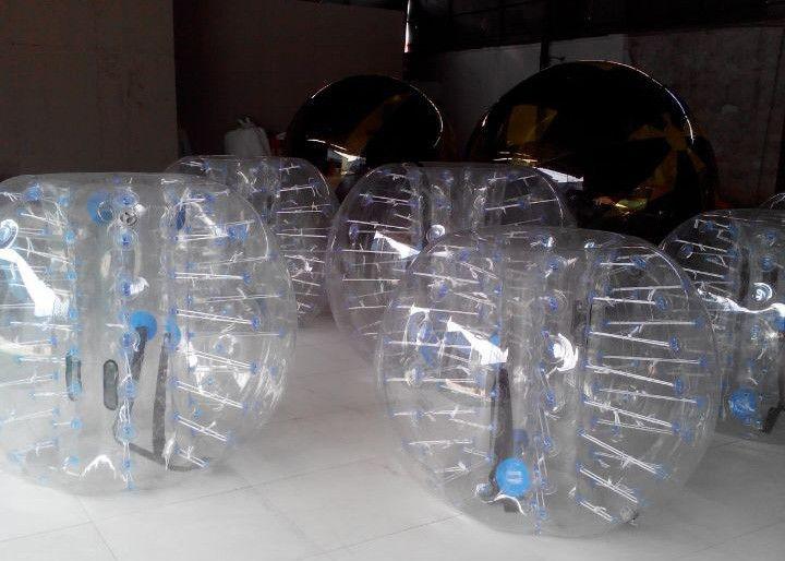 juguetes inflables al aire libre del dimetro el m traje inflable de la bola de la burbuja para los nios