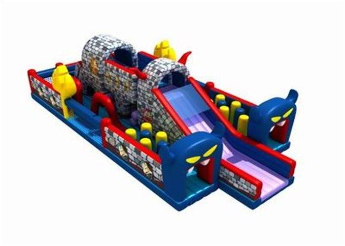 Juegos Inflables Gigantes Al Aire Libre Aprobados De La Carrera De